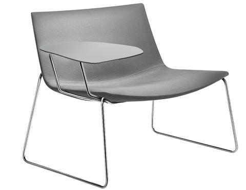 Catifa 80 - Sled armchair