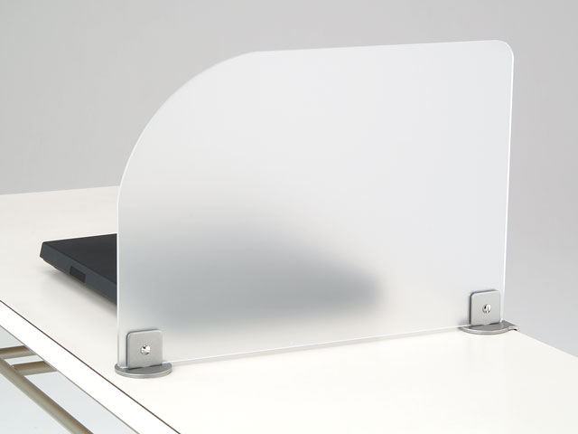 Superieur Side Desk Divider Partition Screens