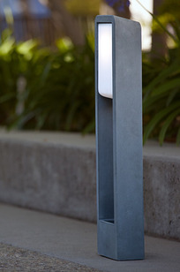 BEVEL Light Bollard on Designer Page