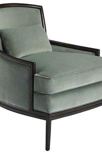 BARBARA BARRY NONCHALANT LOUNGE CHAIR on Designer Page