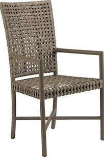 ANTALYA OUTDOOR TALL BACK ARM CHAIR on Designer Page