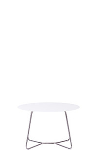Lounge Table 64 - Slim Collection on Designer Page