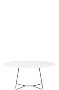 Lounge Table 90 - Slim Collection on Designer Page
