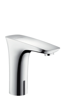PuraVida Electronic basin mixer without temperature control with 230 V mains connection on Designer Page