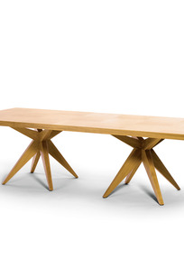 Bonfire Double Dining Table on Designer Page
