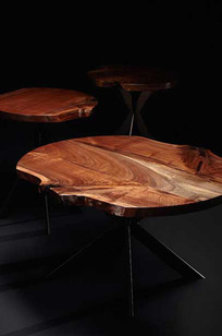 X Base Coffee Table on Designer Page