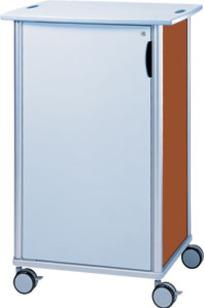 """Model 7902-36 36""""h Wheelies A/V Media Cart on Designer Page"""