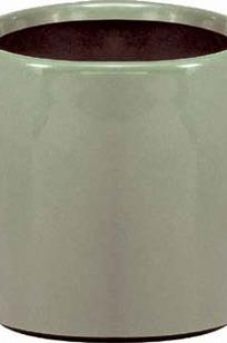 "Model C1818 18"" dia. x 18""h Cylindrical Fiberglass Planter on Designer Page"