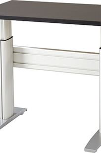 NewHeights Crank Height Adjustable Tables on Designer Page