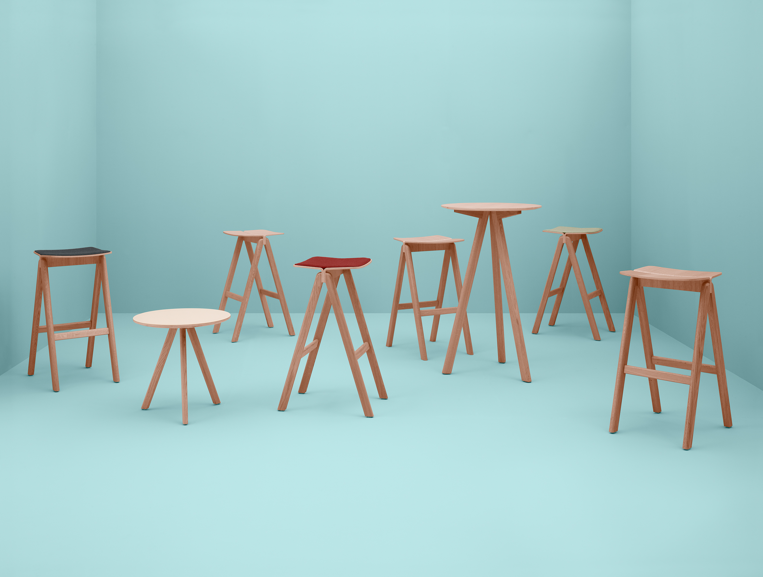 Copenhague Chair By Hay Furniture