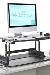 VARIDESK SINGLE on Designer Page