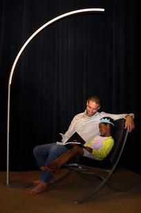 Arc 4285 Floor Lamp on Designer Page