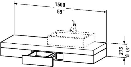 Fogo #FO 8529 Bath furniture