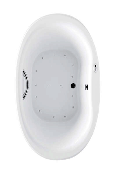 Aba756l r     mercer air bath 72  x 42  x 25   1 4