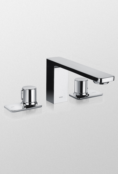 Tb170dd     kiwami  renesse  deck   mount faucet