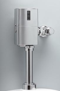 TET1LN  -  EcoPower High Efficiency Toilet Flushometer Valve Only  -  1.28 GPF on Designer Page