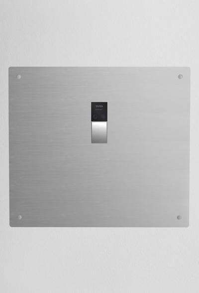 Tet2ln31     sensor toilet flush valve  concealed 14  x 12   back spud wall      1 28 gpf