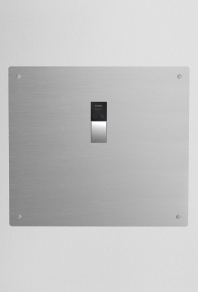 Tet2ln33     sensor toilet flush valve  concealed 14  x 12   back spud floor      1 28 gpf