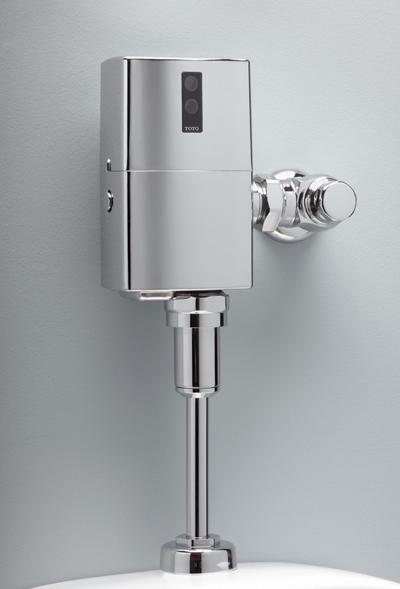 Teu1gnc   12     ecopower  high efficiency urinal flushometer valve  1 0 gpf  exposed
