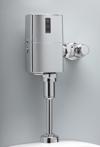 Teu1ln22     ecopower  high efficiency urinal flush valve     0 5 gpf  1   1 4  v b