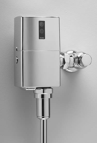 Teu1un     ecopower  high efficiency urinal flushometer valve only     1 8 gpf