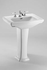 Lpt780     clayton  pedestal lavatory