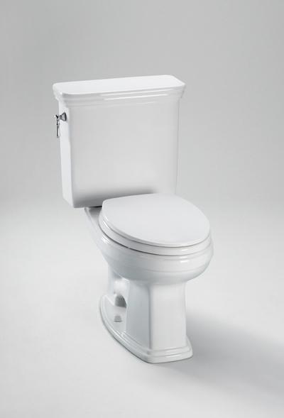 Cst423efg     eco promenade  toilet  round bowl     1 28 gpf     sanagloss