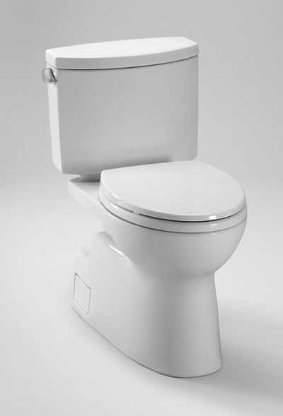 Cst474cef     vespin  ii two   piece high   efficiency toilet  1 28gpf