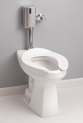 Ct705eln     commercial flushometer het  1 28 gpf     ada