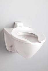 Ct708ev     commercial flushometer toilet  1 28 gpf     ada