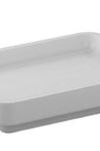 LULU - Soap dish, freestanding model - 84410710 on Designer Page