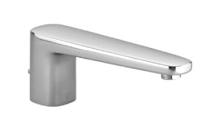 Gentle   tub spout with automatic diverter for tub shower   13512720 1