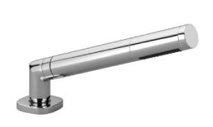Gentle   hand shower set for deck mounted tub installation   27708720 1