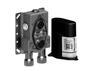 Lulu   rough for concealed thermostat with integrated supply stops   35426970 1