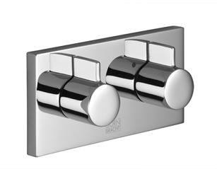 Symetrics   xgate wall mounted mixing valve with volume control   36325985 1