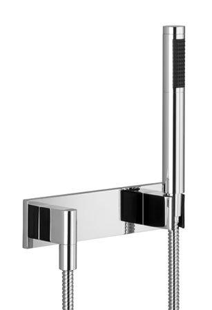 Elemental spa   hand shower set with cover plate   27818980 1