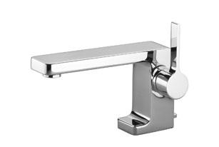 LULU - Single-lever lavatory mixer - 33500710