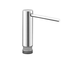 Elio   deck mounted liquid soap dispenser with flange   82426970 1