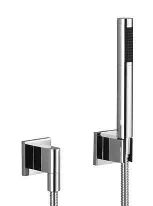 Performing water   hand shower set with individual flanges   27808980 1