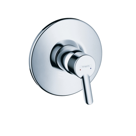 Focus s single lever shower mixer for concealed installation 0