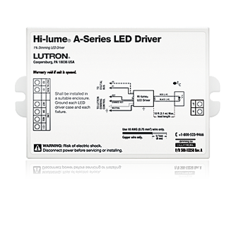 lutron ecosystem ballast wiring diagram ul listed constant voltage led driver  on designer pages  ul listed constant voltage led driver