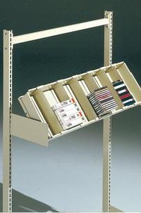 Multi-Media Storage Tray on Designer Page