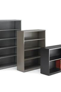 Bookcases (2, 4 and 5 Shelf) on Designer Page