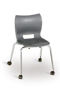 Plato Mobile Stack Chair on Designer Page
