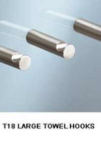 Towel Holders/Robe Hooks on Designer Page