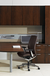 Teknion Wood on Designer Page