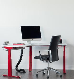 RISE Electric Height Adjustable Table