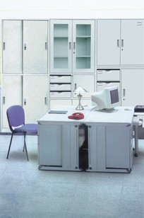 Steel Filing Cabinet on Designer Page