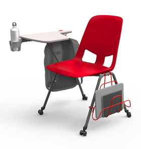 Us Tablet Arm Chair