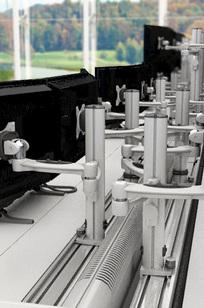Axiom Flatscreen Arm on Designer Page